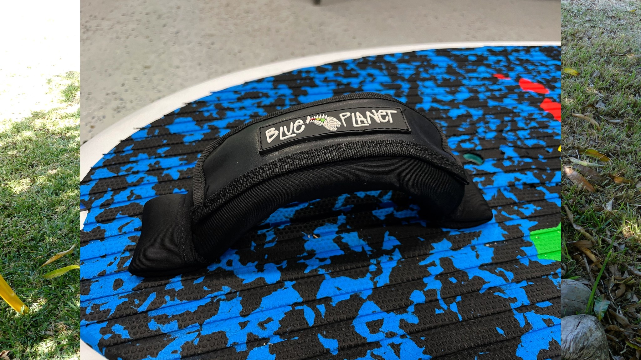 Blue Planet Deluxe footstraps