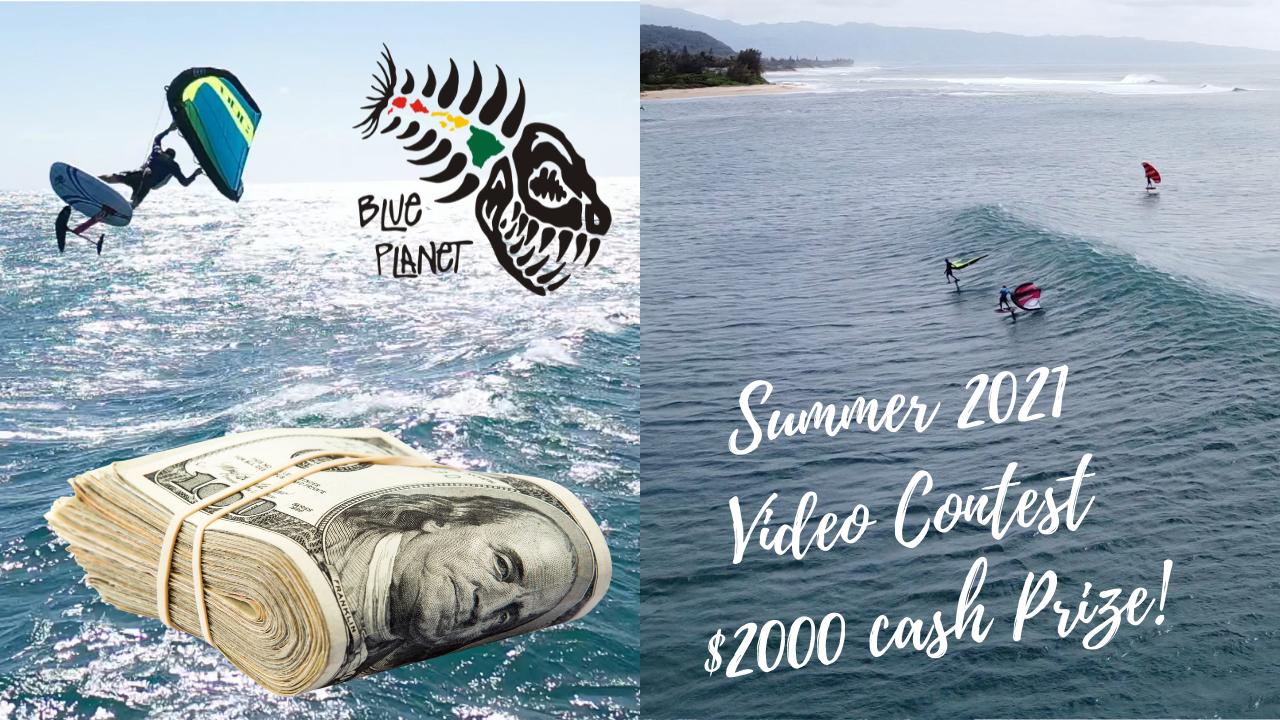 Blue Planet Video Contest- Summer 2021