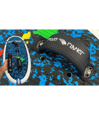 Blue Planet Lightweight EVA/ Neoprene Foot Strap