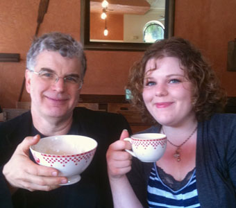 I always need lots of coffee in San Francisco!