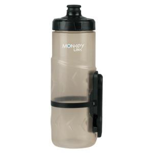 Monkey Link 13.5 oz Water Bottle with Holder