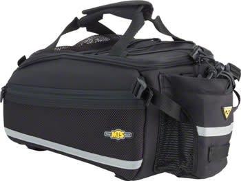 Trunk Bag EX Strap Mount: Black
