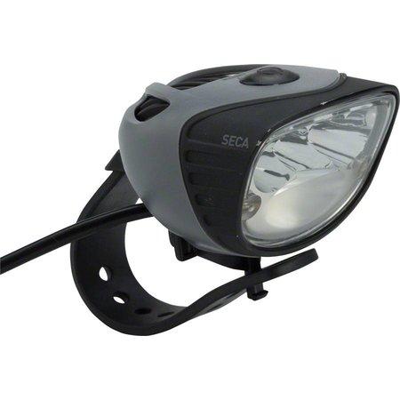 Seca 1800 e-Bike Headlight: Black