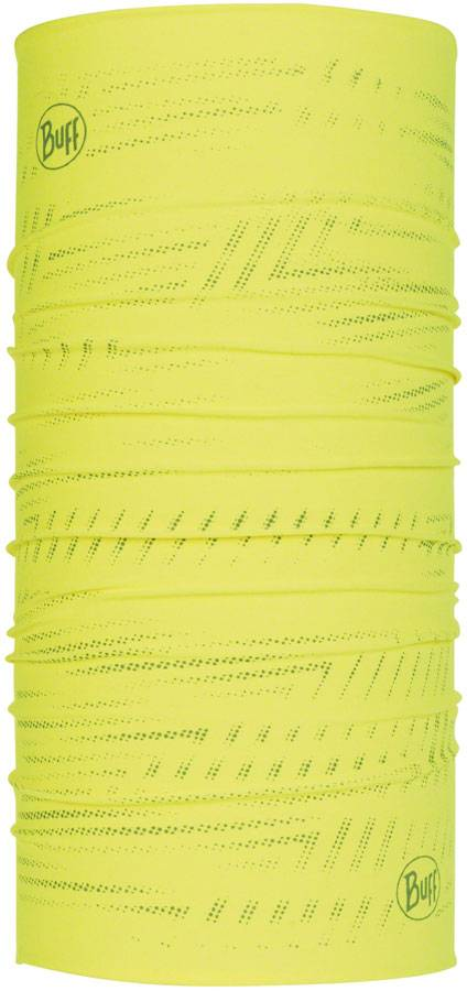 Original Reflective Multifunctional Headwear: Reflective Yellow Fluor, One Size