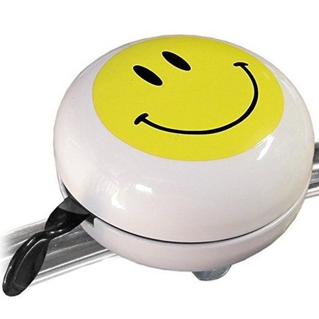 Bell Smiley Big Ding Dong Clean Motion