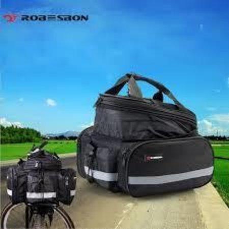 Saddle Bag Black Robesbon