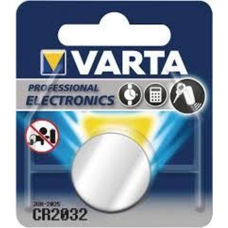 Battery Lithium CR2032 Varta