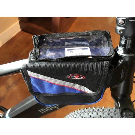 Saddle Bag Blue Robesbon