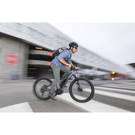 eBikes Hot in the U.S.!