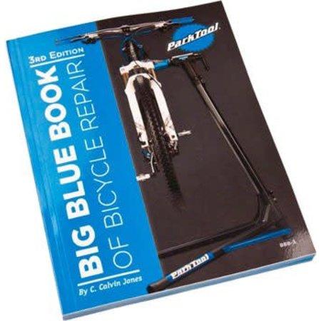 BBB-3: Big Blue Book Bicycle Repair and Maintenance Guide