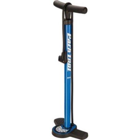 PFP-8 Home Mechanic Floor Pump, Blue/Black