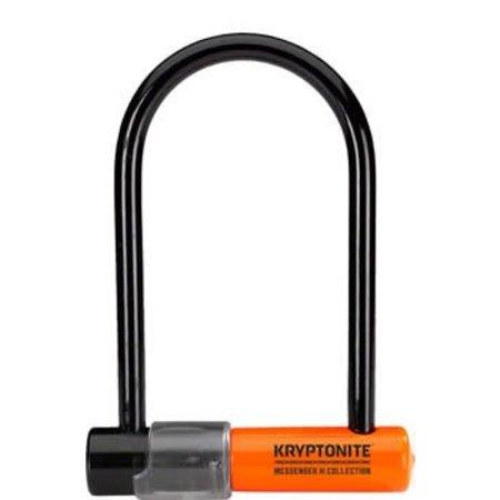 Messenger Mini U-Lock: Black
