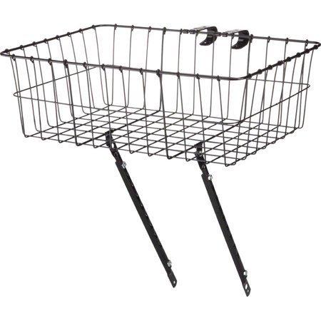 Black Standard Basket 18X13X6