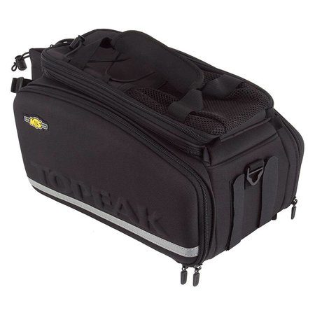 Strap Trunk Bag DXP W/Pannier Black