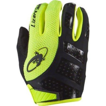 Monitor SL Gloves: Jet Black/Neon