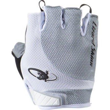 Aramus Elite Gloves: Titanium