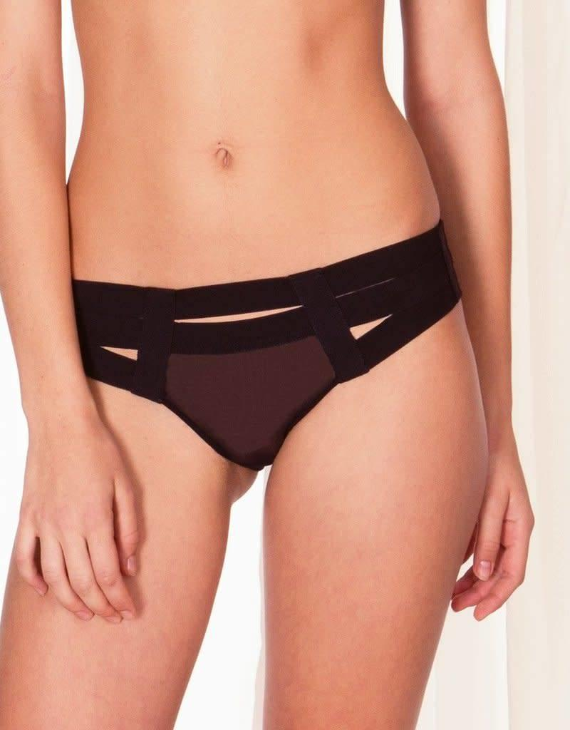Bluebella. Angelina brief black
