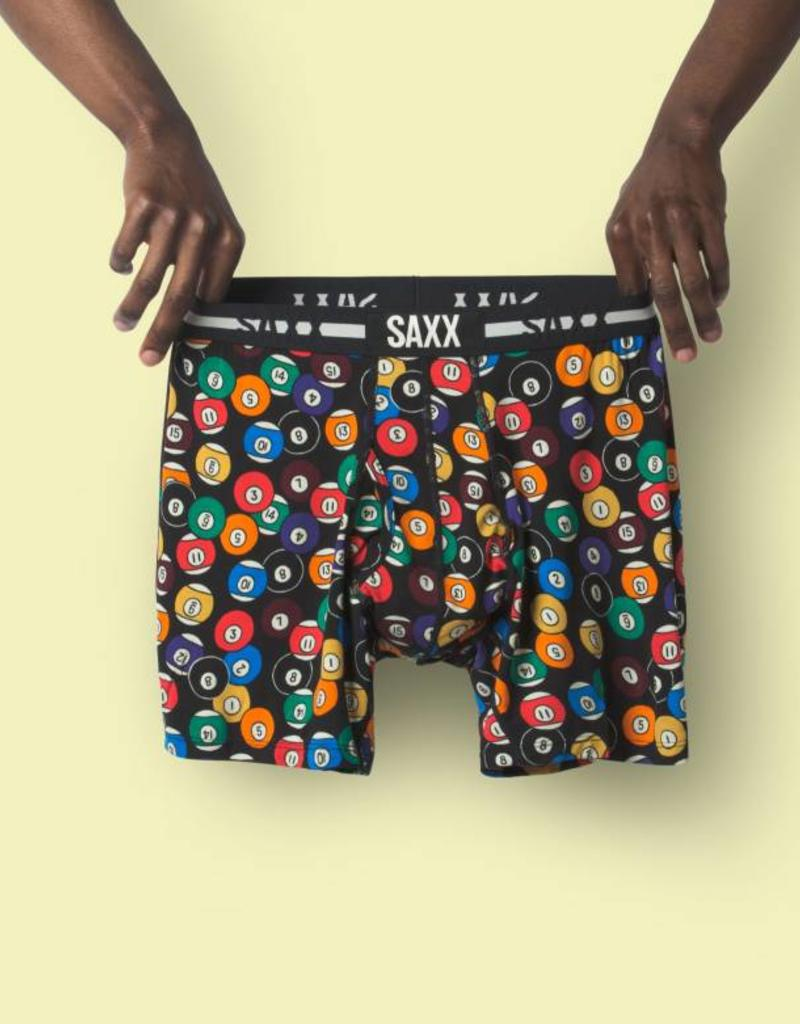 SAXX UNDERWEAR Ultra Boxer Fly Eightball