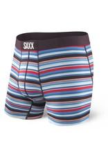 SAXX UNDERWEAR Boxer vibe coupe moderne Berry Cabana Stripe