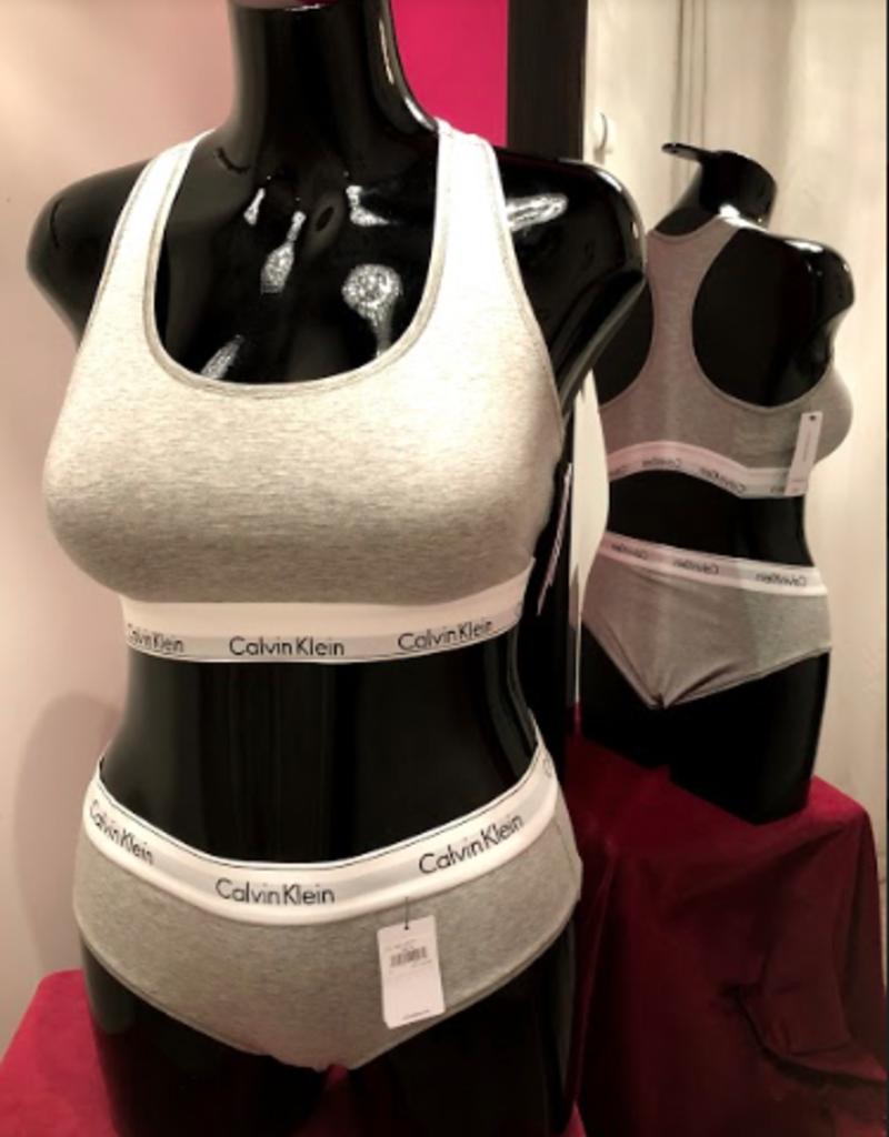 Calvin Klein Modern Cotton Bralette TG-TTTG