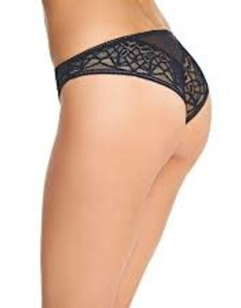 Freya Soiree Lace Slip Brazilian