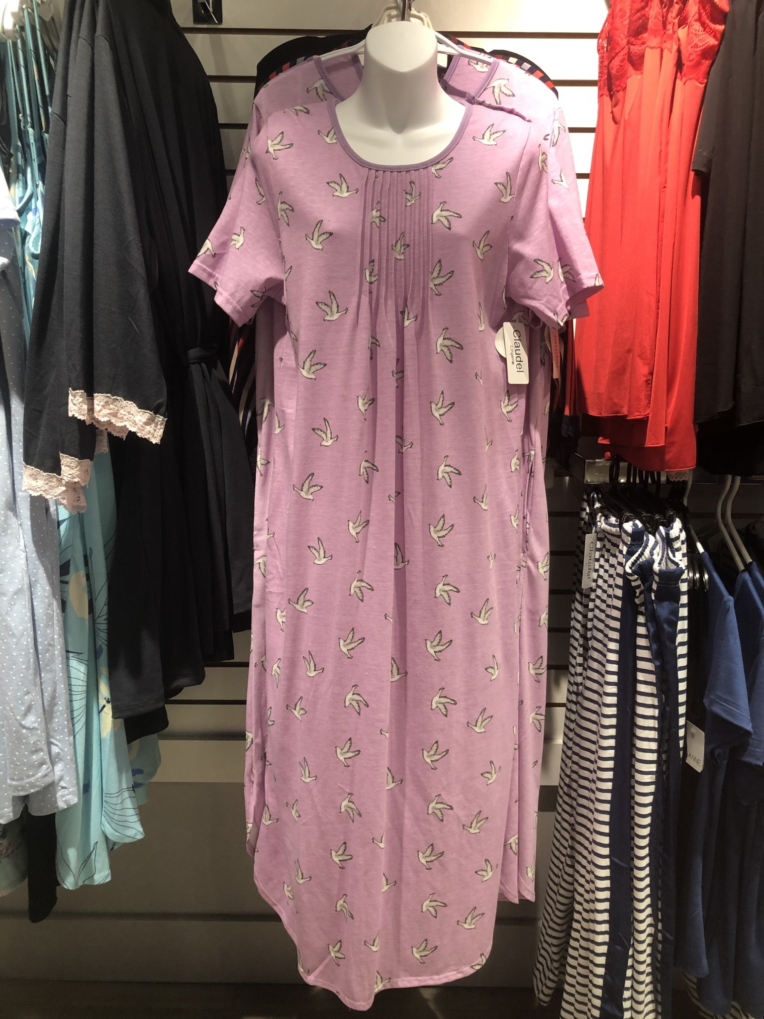Long Hospital Gown