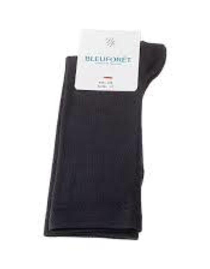 Bleu Forêt Socks Silk 36-38
