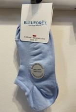 Bleu Forêt 6757 Mini-sox fil d'écosse unies