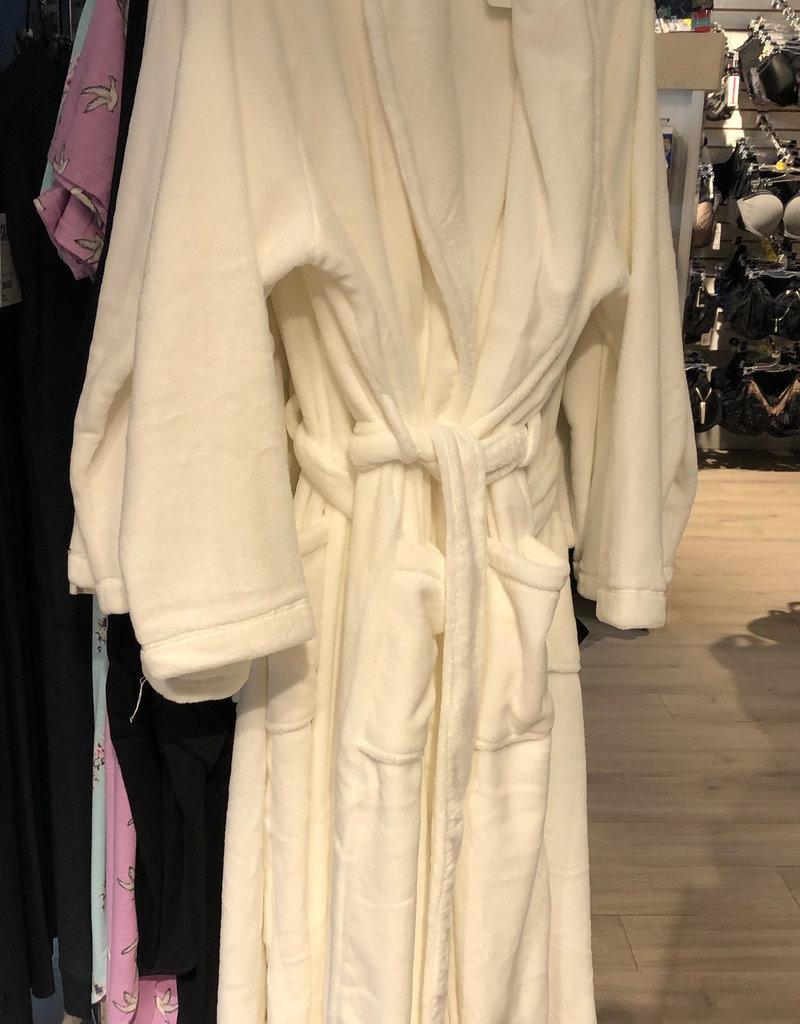 Claudel Long Night Robe