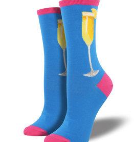 Socksmith Chaussettes pour Femmes  Mimosas