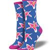 Socks Ladies  Lilies