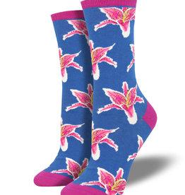 Socksmith Chaussettes pour Femmes  Lilies
