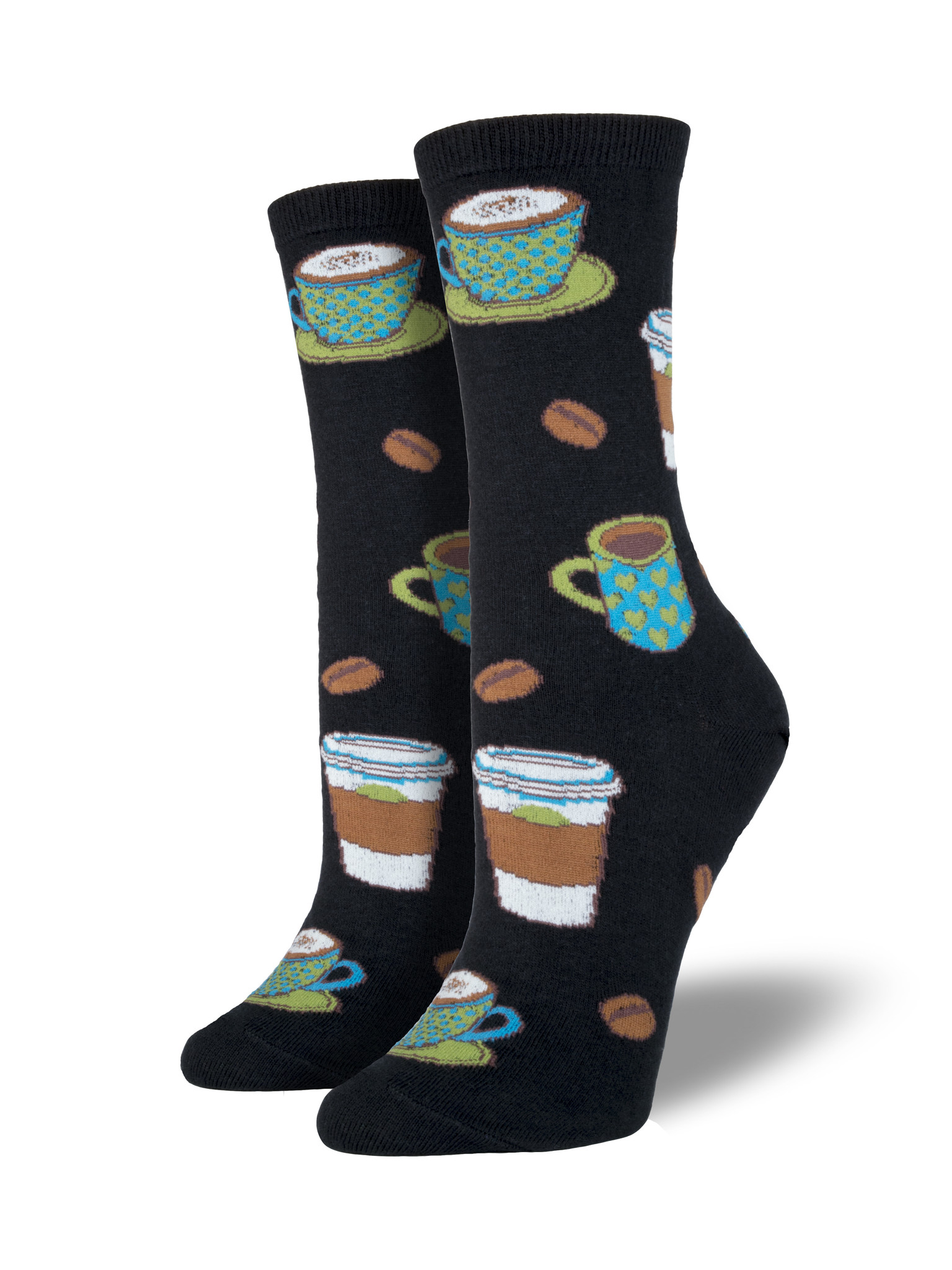 Socks Ladies  Love you a latte