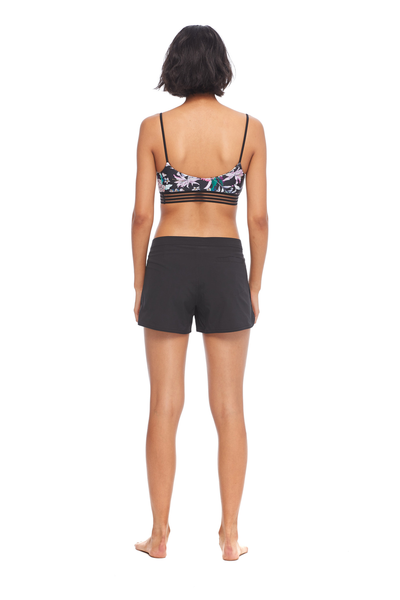 Black Beach Short