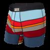SAXX boxer vibe Navy Super Stripe