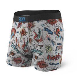 SAXX UNDERWEAR Boxer Vibe coupe moderne SLAM