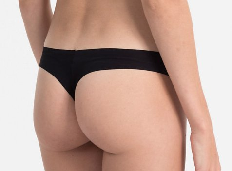 CK  Invisibles Thong