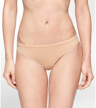 CK Pure Seamless Bikini Panties
