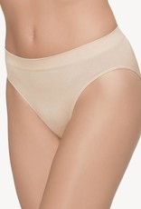 Wacoal B-Shooth Seamless Hi-Cut brief