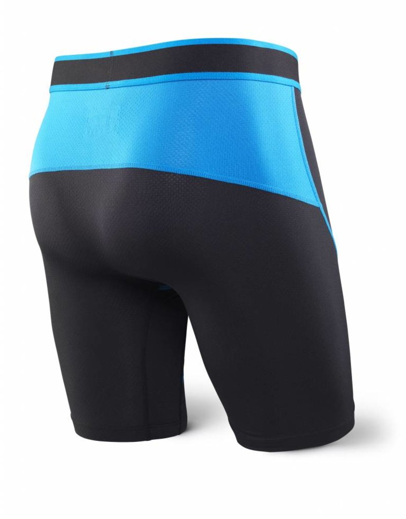 SAXX UNDERWEAR Kinetic Boxer Long Leg