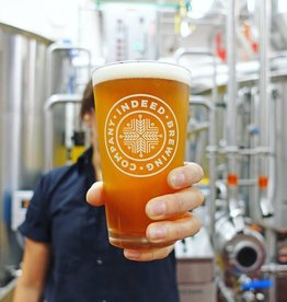 Indeed Brewing Logo Glasses