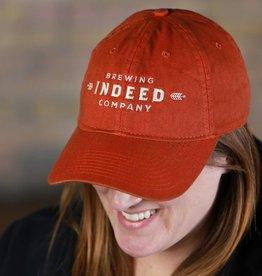 Indeed Brewing Orange Baseball Hat