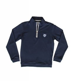 Proper Uniforms PULLOVER-1/4 ZIP NAVY Do Not Use