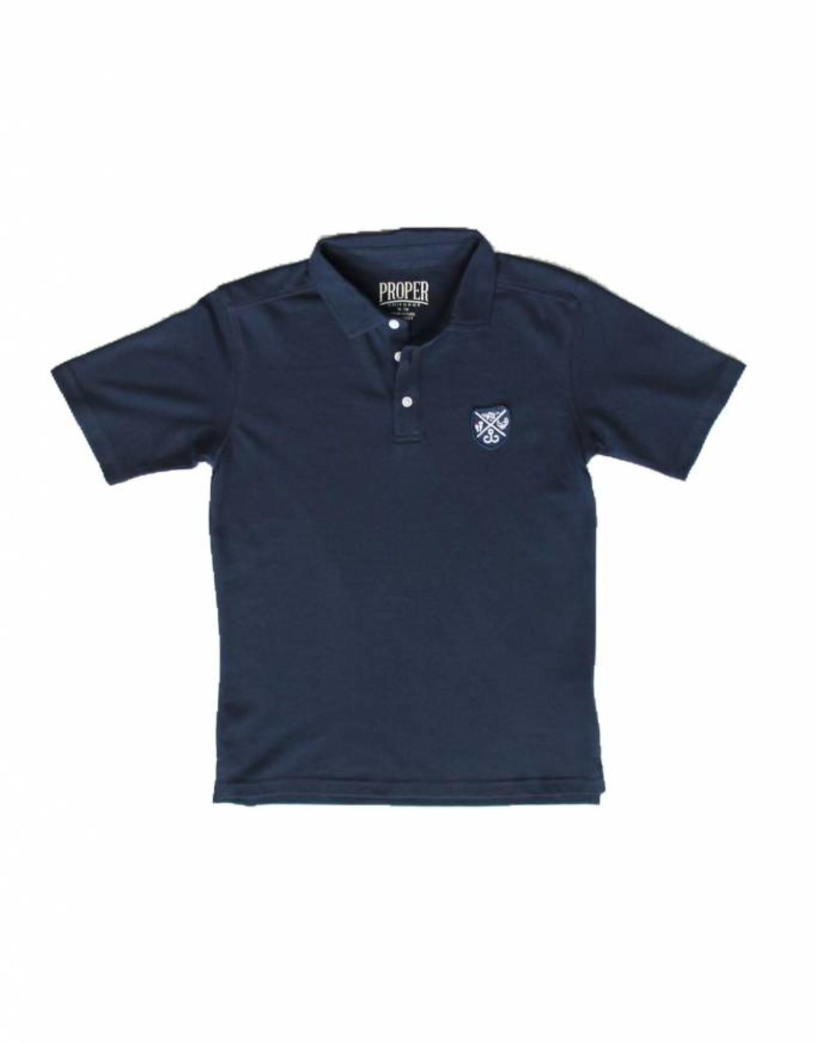 Proper Uniforms SHIRT-Comfort Toddler