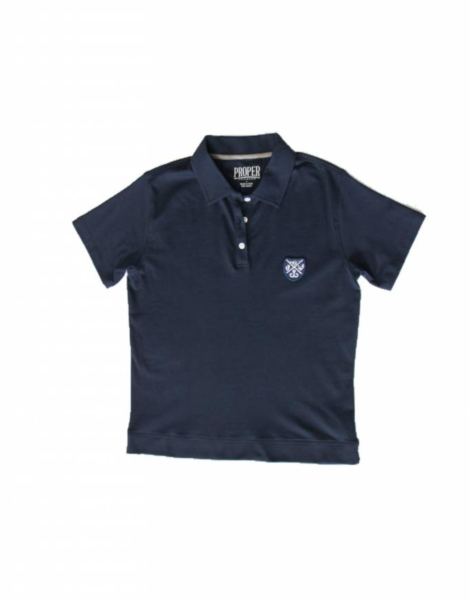 Proper Uniforms SHIRT-SS Pique, Adult
