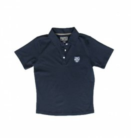 Proper Uniforms SHIRT-3 Button BANDED Adult