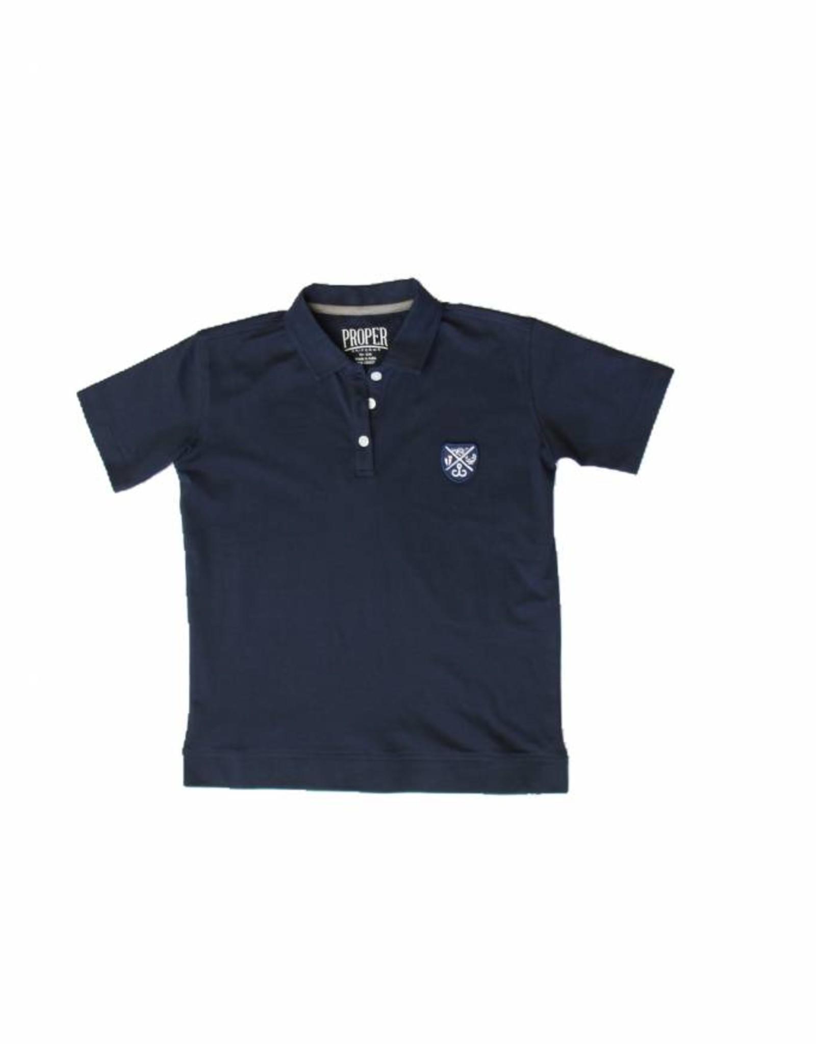 Proper Uniforms SHIRT-Polo SS Pique Toddler