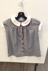 Proper Uniforms DRESS - Houndstooth Toddler
