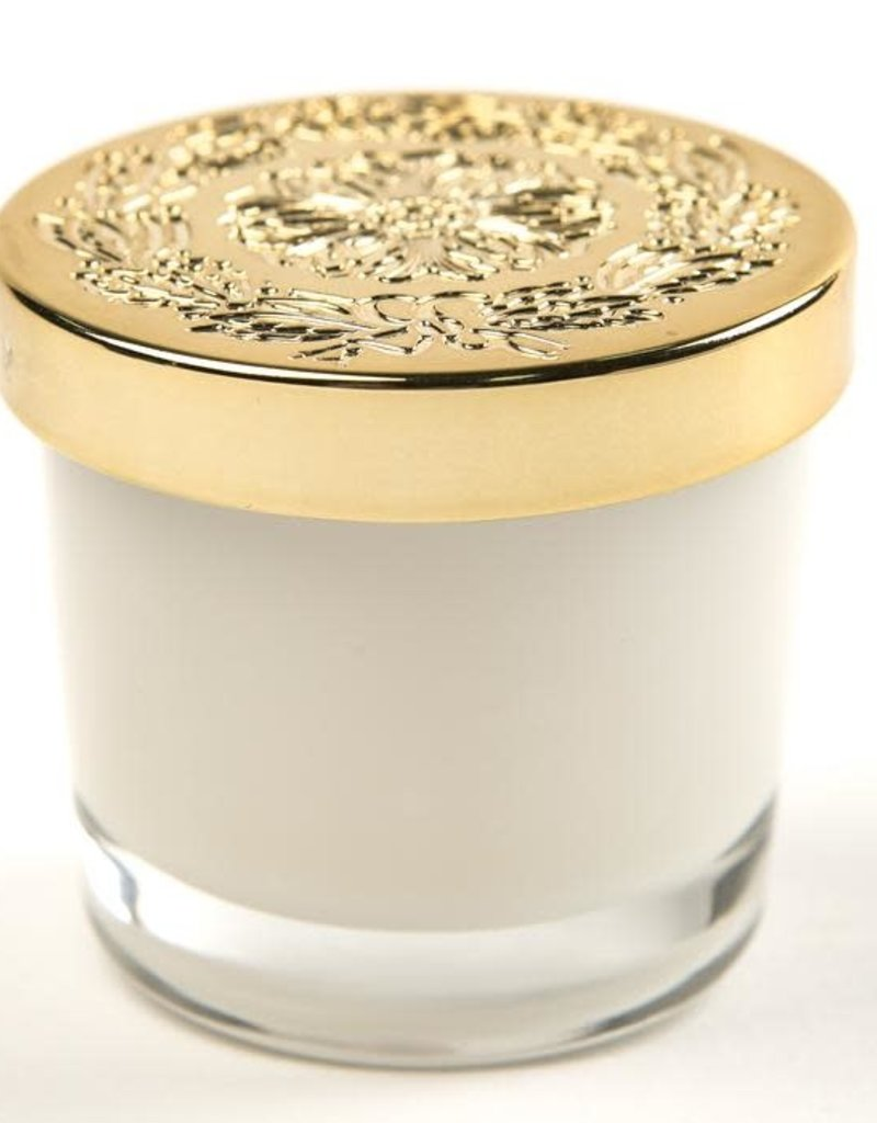 Lux-8oz  GRAPEFRUIT Small Lided Candle