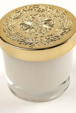 Lux-8oz DELLA ROBBIA Small Lided Candle